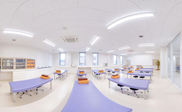 実技実習室1